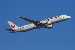 twining07さんが、成田国際空港で撮影した日本航空 787-9の航空フォト(写真)