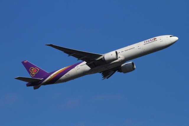 航空フォト:HS-TKN タイ国際航空 777-300