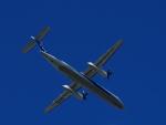 Squallさんが、伊丹空港で撮影したANAウイングス DHC-8-402Q Dash 8の航空フォト(写真)