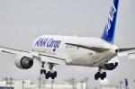 もりやんさんが、成田国際空港で撮影した全日空 767-316F/ERの航空フォト(写真)