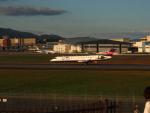 Squallさんが、伊丹空港で撮影したアイベックスエアラインズ CL-600-2C10 Regional Jet CRJ-702ERの航空フォト(写真)