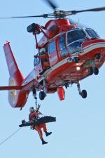 スカルショットさんが、名古屋飛行場で撮影した名古屋市消防航空隊 AS365N3 Dauphin 2の航空フォト(写真)