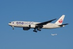 mougandouさんが、羽田空港で撮影した日本航空 777-246の航空フォト(写真)