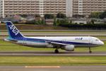A-Chanさんが、伊丹空港で撮影した全日空 A320-211の航空フォト(写真)