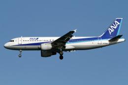 航空フォト:JA8386 全日空 A320