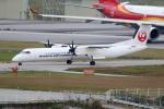 Koenig117さんが、那覇空港で撮影した琉球エアーコミューター DHC-8-402Q Dash 8 Combiの航空フォト(写真)