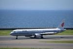 金魚さんが、中部国際空港で撮影した中国国際航空 A321-232の航空フォト(写真)