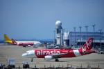 金魚さんが、中部国際空港で撮影したエアアジア・ジャパン A320-216の航空フォト(写真)