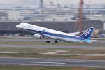 TRdenさんが、羽田空港で撮影した全日空 A321-211の航空フォト(写真)
