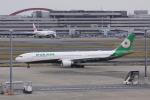 TRdenさんが、羽田空港で撮影したエバー航空 A330-302の航空フォト(写真)