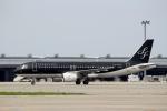 ハピネスさんが、関西国際空港で撮影したスターフライヤー A320-214の航空フォト(写真)
