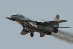 Tomo-Papaさんが、フェアフォード空軍基地で撮影したポーランド空軍 MiG-29Aの航空フォト(写真)