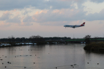 わかすぎさんが、小松空港で撮影したカーゴルクス 747-8R7F/SCDの航空フォト(写真)