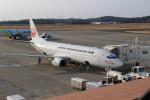 hotaruさんが、岡山空港で撮影した日本トランスオーシャン航空 737-446の航空フォト(写真)