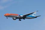ポン太さんが、成田国際空港で撮影したKLMオランダ航空 777-306/ERの航空フォト(写真)