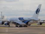 こいのすけさんが、ロンドン・ヒースロー空港で撮影したマレーシア航空 A380-841の航空フォト(写真)