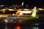 6500さんが、成田国際空港で撮影したバニラエア A320-214の航空フォト(写真)