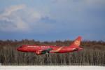 モモさんが、新千歳空港で撮影した吉祥航空 A320-214の航空フォト(写真)