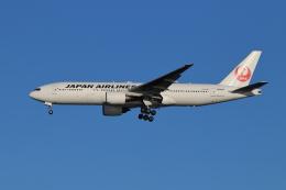 sumihan_2010さんが、羽田空港で撮影した日本航空 777-289の航空フォト(写真)