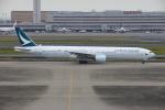 みや~れさんが、羽田空港で撮影したキャセイパシフィック航空 777-367の航空フォト(写真)