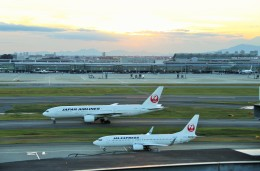 S-Hawkさんが、羽田空港で撮影した日本航空 777-246の航空フォト(飛行機 写真・画像)