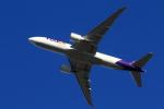アオアシシギさんが、成田国際空港で撮影したフェデックス・エクスプレス 777-FS2の航空フォト(写真)