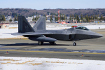 Flankerさんが、横田基地で撮影したアメリカ空軍 F-22A-30-LM Raptorの航空フォト(写真)