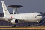 いっち〜@RJFMさんが、新田原基地で撮影した航空自衛隊 E-767 (767-27C/ER)の航空フォト(写真)