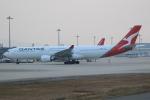 キイロイトリ1005fさんが、関西国際空港で撮影したカンタス航空 A330-303の航空フォト(写真)