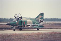 totsu19さんが、小松空港で撮影した航空自衛隊 RF-4E Phantom IIの航空フォト(飛行機 写真・画像)