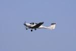 ドリさんが、福島空港で撮影したアルファーアビエィション DA40 XL Diamond Starの航空フォト(写真)