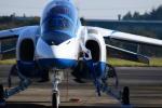 BOEING737-400SWALさんが、入間飛行場で撮影した航空自衛隊 T-4の航空フォト(写真)