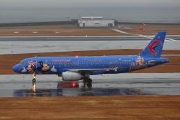 リリココさんが、中部国際空港で撮影した中国東方航空 A320-232の航空フォト(飛行機 写真・画像)