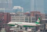 gunmano_kumasanさんが、台北松山空港で撮影したエバー航空 A321-211の航空フォト(写真)