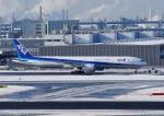 じーく。さんが、羽田空港で撮影した全日空 777-381/ERの航空フォト(写真)