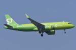 いもや太郎さんが、スワンナプーム国際空港で撮影したS7航空 A320-271Nの航空フォト(写真)