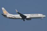 いもや太郎さんが、スワンナプーム国際空港で撮影したミャンマー・ナショナル・エアウェイズ 737-86Nの航空フォト(写真)