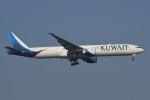 いもや太郎さんが、スワンナプーム国際空港で撮影したクウェート航空 777-369/ERの航空フォト(写真)