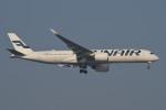 いもや太郎さんが、スワンナプーム国際空港で撮影したフィンエアー A350-941XWBの航空フォト(写真)