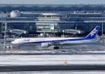 じーく。さんが、羽田空港で撮影した全日空 777-381/ERの航空フォト(飛行機 写真・画像)