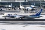 sky-spotterさんが、羽田空港で撮影した全日空 787-8 Dreamlinerの航空フォト(写真)