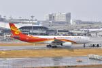 kix-boobyさんが、関西国際空港で撮影した香港航空 A330-343Xの航空フォト(写真)