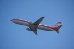 chappyさんが、関西国際空港で撮影した日本トランスオーシャン航空 737-446の航空フォト(写真)