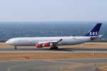 yabyanさんが、中部国際空港で撮影したスカンジナビア航空 A340-313Xの航空フォト(写真)