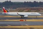 PASSENGERさんが、成田国際空港で撮影したフィリピン航空 A321-231の航空フォト(写真)