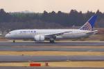 PASSENGERさんが、成田国際空港で撮影したユナイテッド航空 787-8 Dreamlinerの航空フォト(写真)