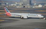 IL-18さんが、羽田空港で撮影したアメリカン航空 787-9の航空フォト(写真)