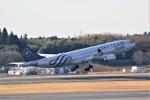 ☆ライダーさんが、成田国際空港で撮影したアリタリア航空 A330-202の航空フォト(写真)