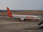 ◆oRT4jqzTBUさんが、松山空港で撮影したチェジュ航空 737-8GJの航空フォト(写真)