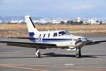 kumagorouさんが、仙台空港で撮影した日本個人所有 PA-46-310P Malibuの航空フォト(写真)